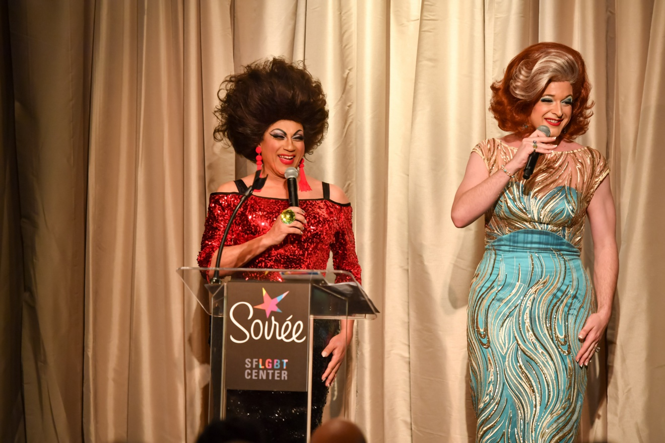Soiree 2019 hosts