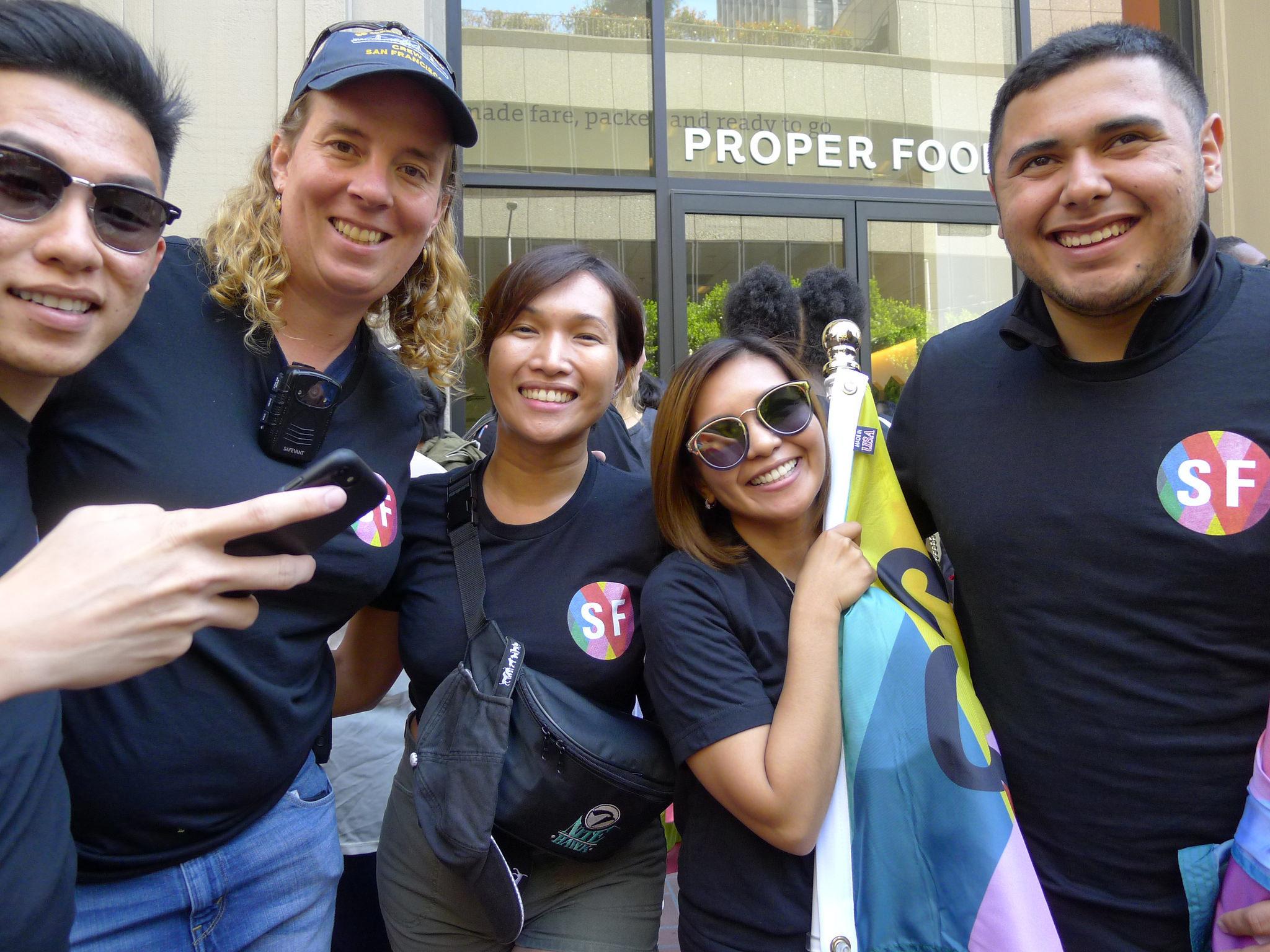 SF LGBT Center at SF Pride