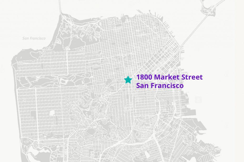 1800 Market St, San Francisco