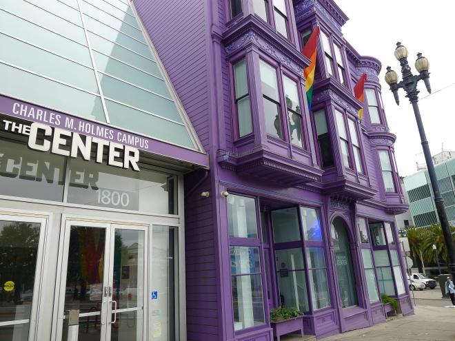 Front SF LGBT Center
