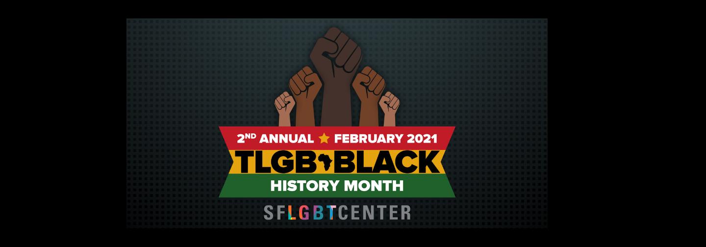 TLGB Black History month web banner